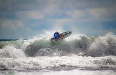 Noe Mar (JoanZoniga) Tags: jczuniga surfer surfing surf surfphotography beachlife surfingcostarica surfers wave ocean waverider wqs wsl esterillos esterilloseste puravida costarica costaricasurf shorebreak offshore surfboard