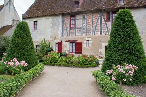 Ferme du XVI siècle au Château de Chenonceau