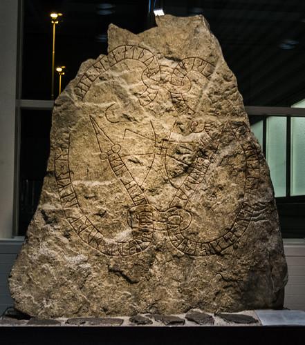 Runestone at Arlanda, terminal 3