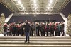 SoundCrowd Choir at City Hall (Stephen Gardiner) Tags: toronto ontario 2016 nathanphillipssquare newcityhall soundcrowd choir carols pentax k3ii 1645