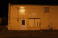 Norma: Hair Gal (plasticfootball) Tags: owensville missouri nighttime hairsalon beautysalon norma