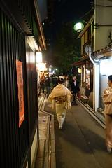 DSC08658 (jon.power22) Tags: japan kyoto pontocho street pontochō hanamachi geisha