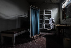 deserted medical centre.. (salmonmark10) Tags: