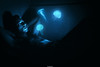 Sleepless Nights (Jamal Benamer) Tags: 450d jellyfish allone canon conceptual dark dreamy emotions flickr floating glow gravitate gravity longing lonly night portrait sad sleepless sleeplessnights thinking