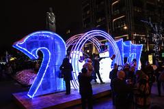 DSC_0174 (Егор Денисенко) Tags: outdoor night decoration light people crowd 2017