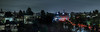 another divide (pbo31) Tags: bayarea california nikon d810 color night dark boury pbo31 january 2017 winter lightstream motion traffic eastbay alamedacounty oakland 580 over highway rain wet roadway bridge panoramic large stitched panorama overpass mosswood silhouette storm black