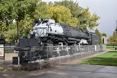UP 4-8-8-4 Big Boy 4004 (steevosmith21) Tags: up union pacific 4004 4014 big boy cheyenne wy