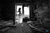 1215 IMG_0210 (JRmanNn) Tags: shoshone historicmininghouse composite sarahfilush blackandwhite