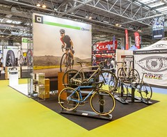 Cycle Show Exhibition Stand