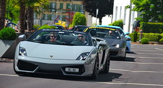 Nice Color (NylonB) Tags: lamborghini gallardo lp560 spyder velden austria supercars combo