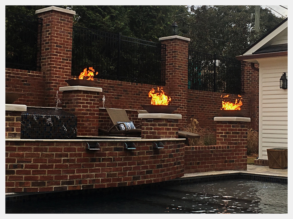 Custom Copper Fire Pits. Chattanooga, Tn.