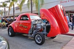 Cruisin' Grand 4/10/15 (USautos98) Tags: hotrod custom willys streetrod gasser