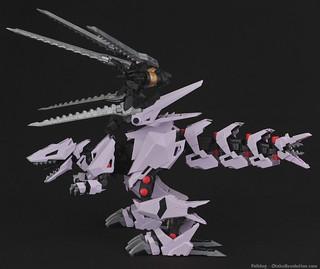 HMM Zoids - Berserk Fury 1 by Judson Weinsheimer