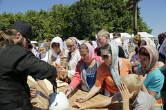 95. Patron Saint's day at All Saints Skete / Престольный праздник во Всехсвятском скиту