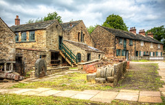 Abbeydale Industrial Hamlet (james perkins.) Tags: architecture tripod filters 18thcentury sigma1020mm scheduledancientmonument madeinsheffield riversheaf abbeydaleindustrialhamlet photomatixhdr canon650d photoshopelements11 grade12listed