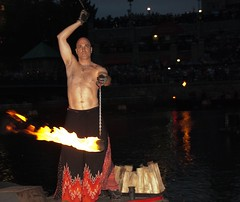 Spogga, Fire Dancer