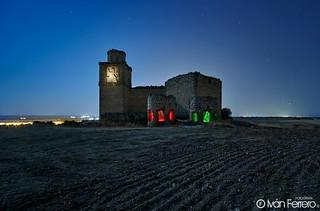 Vida en el Castillo de Barcience - Toledo