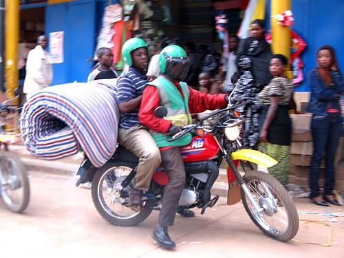 Tant que ça roule... Kigali, Rwanda