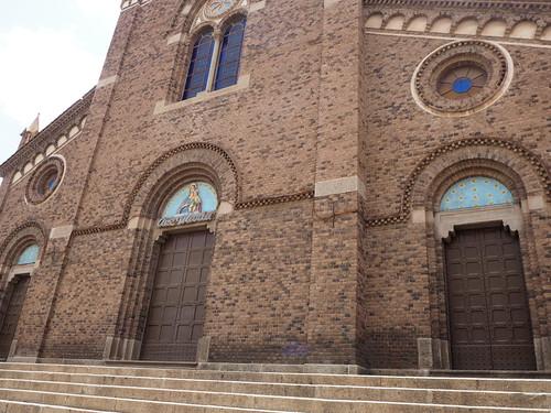 Asmara cathedral