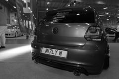 VW Polo (technodean2000) Tags: show white black car vw volkswagen nikon mod modified nationals polo nats volkswagon lightroom d610
