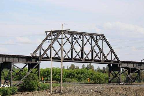 Canadian National Railway Bridge (Moose Jaw, Saskatchewan)