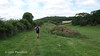 DSC00572 Wenlock Olympian Walk 2015-07-18 - Heading for Berrymill Wood on the Wenlock Edge (John PP) Tags: wow shropshire walk miles 50 challenge wenlock olympian marches 2015 muchwenlock ldwa johnpp 180715