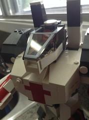 New mechs. Better pics to follow. (Wafna-204) Tags: robot lego mecha mech moc legophotography