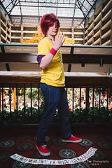 Sora () (btsephoto) Tags: life portrait game anime project lens 1 dallas costume texas fuji play cosplay no hilton x r convention pro fujifilm 1855mm lm  fujinon sora akon anatole  xf ois f284 xpro1
