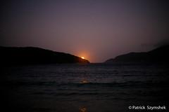 Arraial do Cabo Praia do Forno / Blue Moon (Patrick Szymshek) Tags: sea brazil riodejaneiro mar hostel lua bluemoon arraialdocabo patrickszymshek