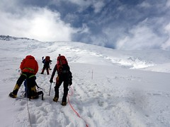 "Drinks break on the north face • <a style=""font-size:0.8em;"" href=""http://www.flickr.com/photos/41849531@N04/20444649892/"" target=""_blank"">View on Flickr</a>"