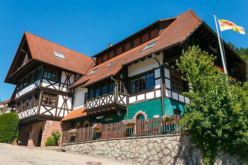 Restaurant Schwarzwaldmädel au Bühlertal