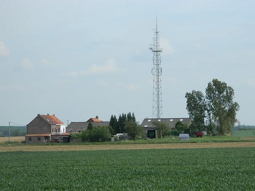 Warneton: Nieuwekerkebaan (Hainaut)