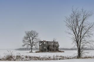 Snowy Talbot Trail House