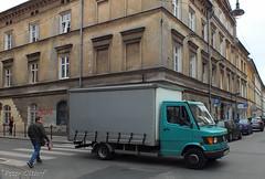 Mercedes-Benz TN 410D (peterolthof) Tags: kraków peterolthof mercedesbenz 410d tn