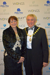 Lord Mayor and husband (James O'Hanlon) Tags: wongs liver building liverbuilding liverpool jewellers winter ball winterball barclays beth tweddle ray quinn celebrity event charity melanie sykes rayquinn bethtweddle