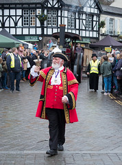 Lymm Dickensian day 01 dec 16 (Shaun the grime lover) Tags: lymm cheshire dickensian dickens fair festival day christmas celebration parade winter town crier