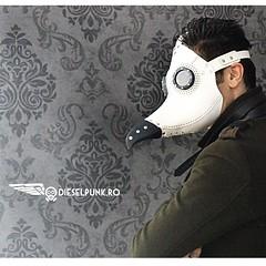 #Cyberpunk #CyberGoth #postapocalyptic #postapocalypse #steampunk #steampunkmask #leathermask #handmade #LARP #dieselpunk #leather #Darkart #costume #larping (tovlade) Tags: face mask cyberpunk cyber goth make up goggles girl punk postapocalyptic postapocalypse black steampunk leather hand made larp cybergoth dieselpunk plague doctor