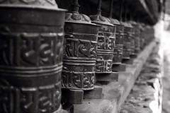 IMG_2016 (pavel B.) Tags: blackandwhite maniwall prayingwheels nepal annapurnacircuit