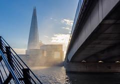 Shard (Derek Robison) Tags: places bridge architecture thames shard london uk architechture
