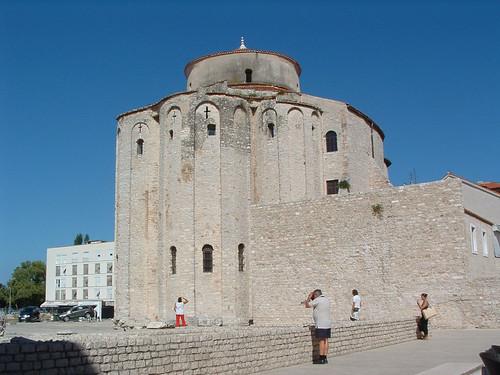 Zára, Szent Donát-templom
