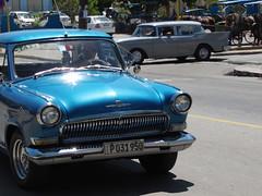 GAZ-21 Volga, Varadero, Cuba (gti505) Tags: cuba gaz21 volga varadero