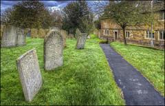 Lyddington Churchyard , Rutland 2
