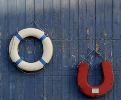 O U  2 (Grooover) Tags: boathouse life savers o u woodbridge suffolk grooover