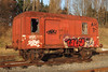 Type 4012 B @ Zandvliet (Pim Van Gestel) Tags: type 4012 b nmbs sncb fourgon wagon goederen pak wagen u