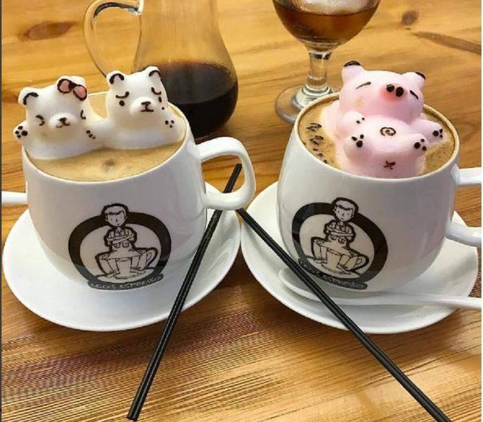 Ο καφές περνάει σε άλλο επίπεδο! Δείτε πως η αγαπημένη συνήθεια μετατρέπεται σε τέχνη!