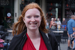 And the whole world smiled @ Redhead Days 2016 (Rudie de Seijn) Tags: redhead days long red hair freckles smile happy beauty gorgeous young lady woman dress dutch event breda netherlands roodharig lang rood haar lach sproeten mooi jonge dame vrouw nederlands roodharigendag evenement rothaarig lange rote haare mädchen portrait portret porträt schön junge frau sommersprossen hubsch lacheln froh cheveux rouge rousse tachesderousseur femme sourire capelli rossi pelirroja ritratti sony a7 ii 2 sal 50 prime f14