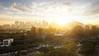 (rh89) Tags: singapore light sun sunlight skyline sky city cityscape flare sunstar star sony a7r fe 1635mm 1635 sports hub sport sportshub marina bay sands glow yellow warm warmth epic urban