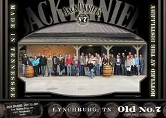 JD tour photo taken at the Distillery by the distillery photographer 12-28-16 (James Frazier (Nashville TN)) Tags: jack daniels distillery lynchburg tn tennessee single barrel