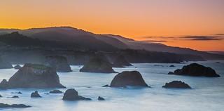 California Dawn