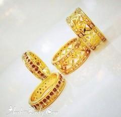 تشكيلة فاخرة من الخواتم الذهبية (Arab.Lady) Tags: تشكيلة فاخرة من الخواتم الذهبية